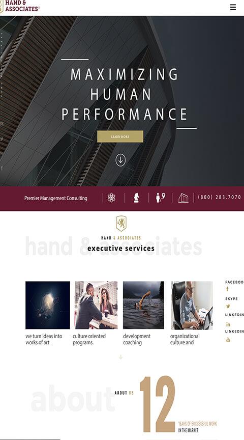 Hand & Associates